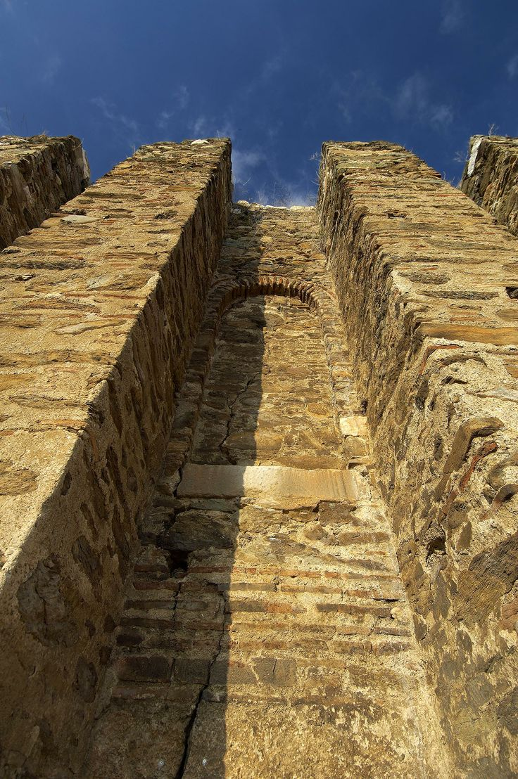 Tower of Galatista, Halkidiki, Greece