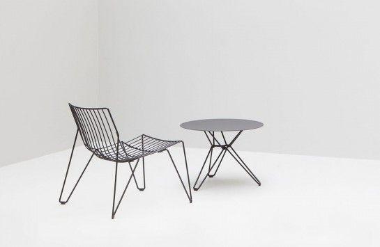 Tio Easy Chair - INO Interiors