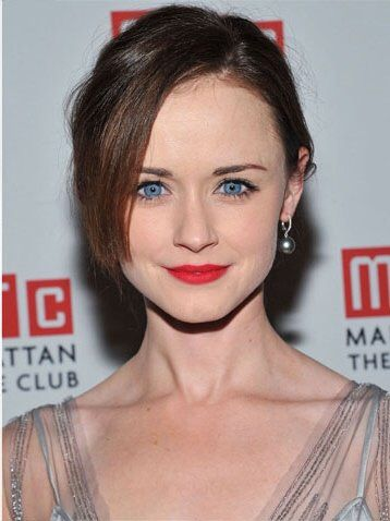 Actress | Soundtrack | Producer Alexis Bledel was born in Houston, Texas, to Nanette (Dozier) and Martin Bledel. Her parents are both Spanish-speakers (her mother was born in Arizona and raised in Mexico, and her father was born in Argentina), and Alexis's ancestry is Danish, German, English, Scottish, and French. Alexis made her television debut in Gilmore Girls (2000) Born: Kimberly Alexis Bledel  September 16, 1981 in Houston, Texas, USA