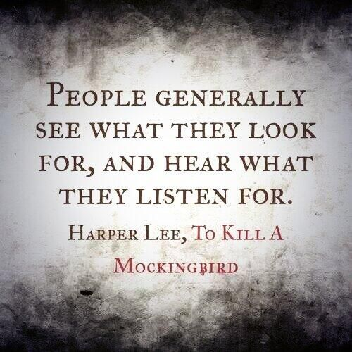 Harper Lee Quotes: 17 Best Images About To Kill A Mockingbird On Pinterest