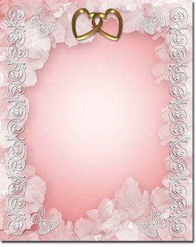 tarjeta de invitacin para bodas