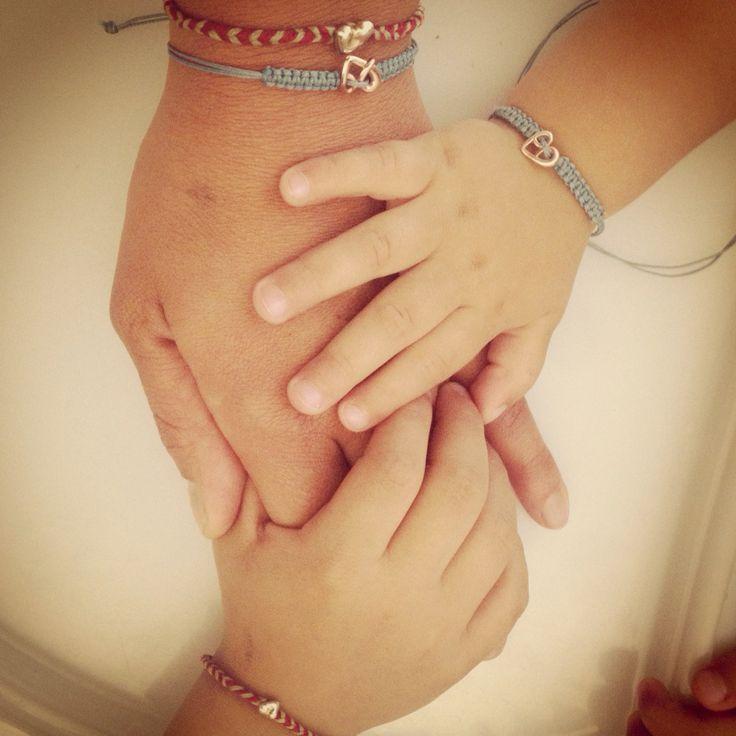 Bb double bracelet