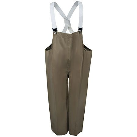 Tingley Rubber Men's Flame-Resistant O12008 Waterproof Overalls