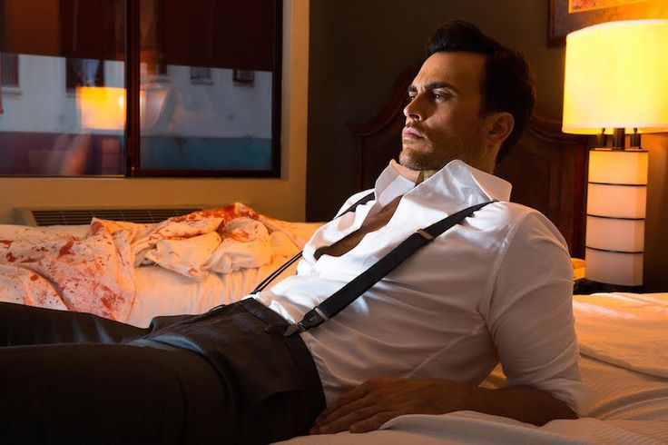 Cheyenne Jackson On The Sheer Thrill Of Joining 'American Horror Story: Hotel'