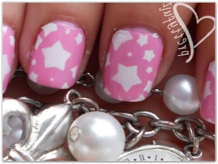 Nail Art Design for Short Nails 429