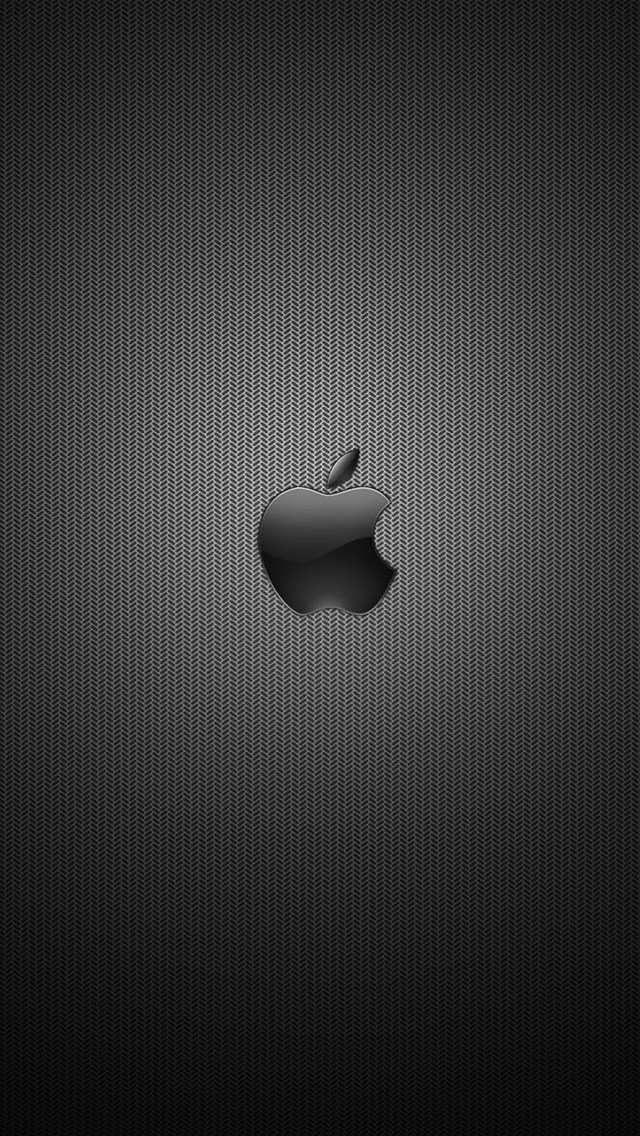 Iphone 5s Wallpaper Hd Retina Fresh Dark Apple Logo Wallpaper For Iphone X 8 7 6 Free En 2020 Fond D Ecran De Pomme Logo Apple Fond D Ecran Iphone Ete