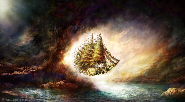 Ship2 by alexkorakis.deviantart.com on @DeviantArt