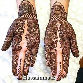 "5 Likes, 1 Comments - imehndi.com (@imehndicom) on Instagram: ""Unique henna designs by @hussainmaaz Follow artist #repost #mehndi #henna #hennatattoo #hennadesign…"""