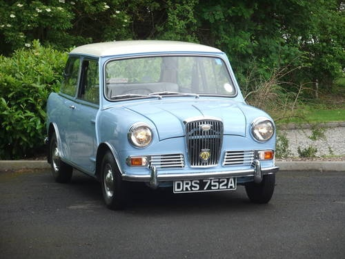 Wolseley Hornet MK1 For Sale (1963)