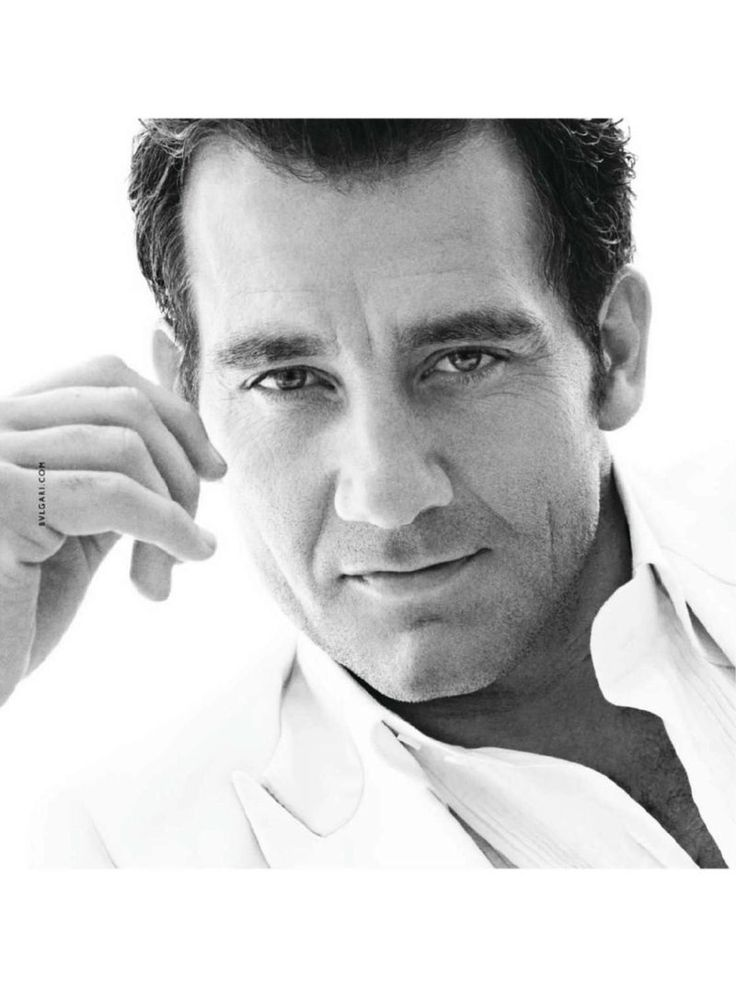 Mario Sorrenti - Photographer  Riccardo Ruini - Art Director  Clive Owen - Actor