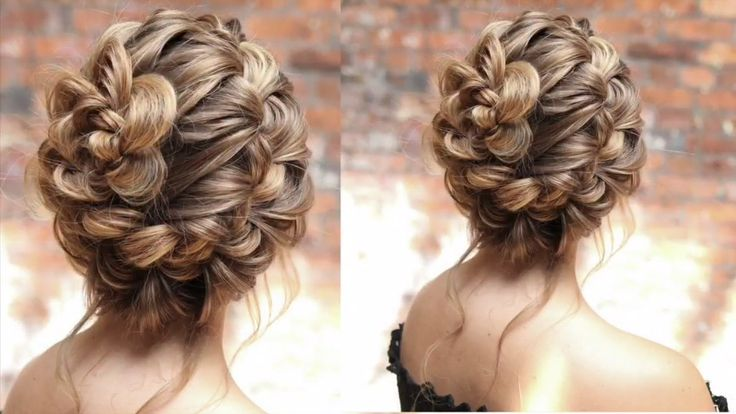 Glam Updo Style Tutorial For Wedding!