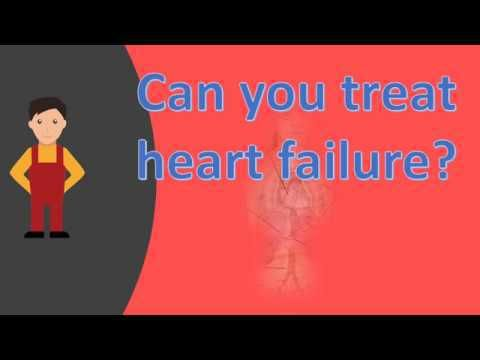 Can you treat heart failure ?    Frequent Health FAQS - ✅WATCH VIDEO👉 http://alternativecancer.solutions/can-you-treat-heart-failure-frequent-health-faqs/     Treatment goals for all stages of heart failure include treatment of the underlying cause of the condition, such as coronary heart disease, high blood pressure or diabetes. Treatments for Heart Failure and Mayo Clinic Medications. Treatment for the treatment of heart failure. Conditions and...