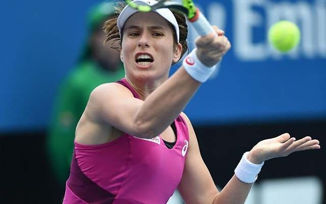 Johanna Konta won the match against Zhang Shui and reached the semi final of Australia opens. Her victory made her first British woman to reach a Grand Slam semi- final since Jo Durie made the US open last four in year 1983.