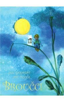 book Broučci by Jan Karafiat; il. by Jiri Trnka
