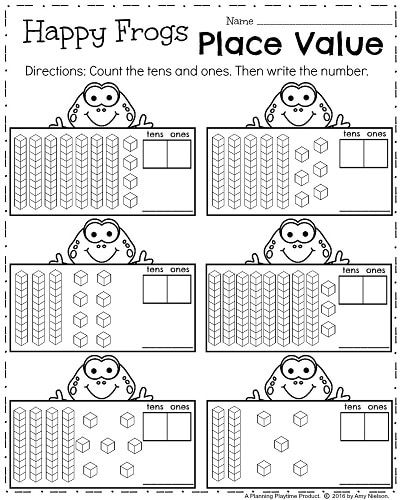 25 best ideas about place value worksheets on pinterest tens and ones second grade math and. Black Bedroom Furniture Sets. Home Design Ideas