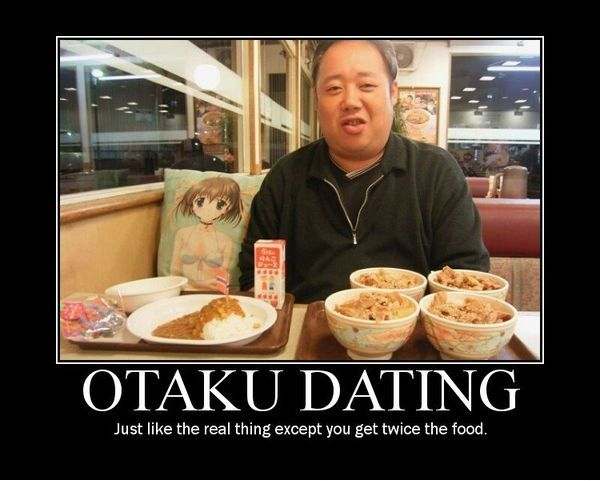 dating otaku