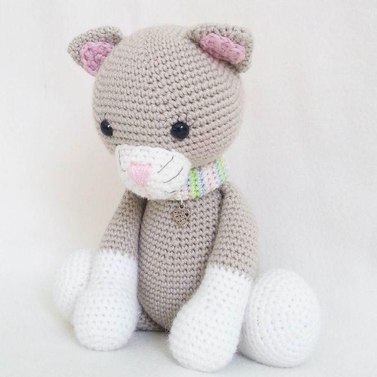 100 best gatito amigurumi images on Pinterest | Patrones amigurumi ...