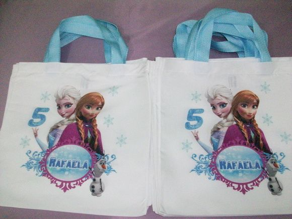 Eco Bag Frozen