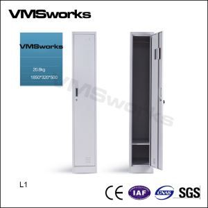 China Stainless Steel Standard Custom Individual Single Door Locker Cabinets  Manufacturers,Suppliers,Factory,