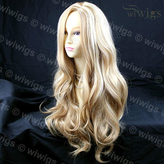 31Hey, I found this really awesome Etsy listing at https://www.etsy.com/listing/222977714/fabulous-long-layers-wavy-wig-blonde-mix