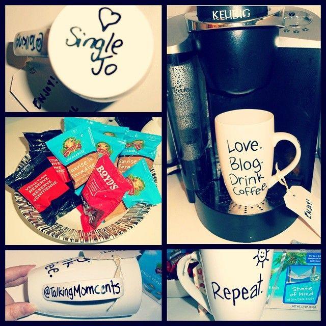 Nice coffee :) Good Looking Mug!