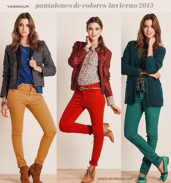 e-moda blog de estilo y tendencias verano 2014: YAGMOUR INDUMENTARIA INVIERNO 2013