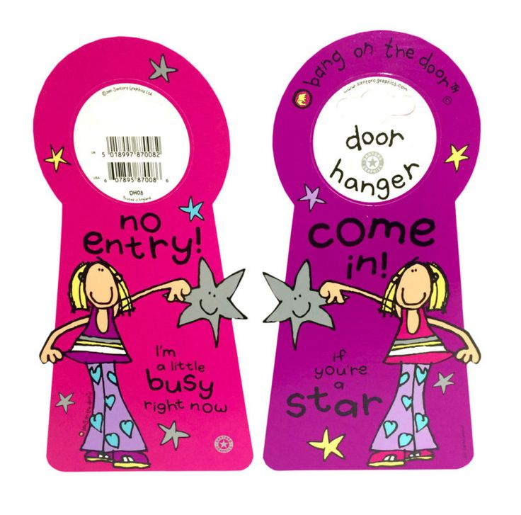 Bang On The Door Star Girl Door Hanger Come In Keep Out  sc 1 st  Pinterest & 88 best Bang on the Door images on Pinterest   Bangs Fringes and Ponies