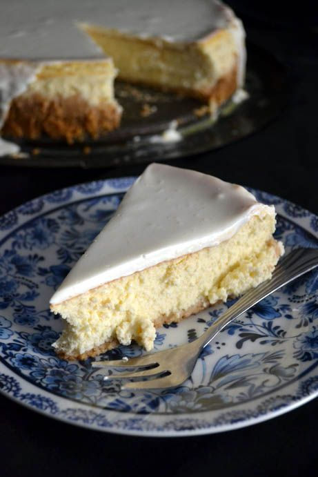 I created a New York Style Cheesecake that is so creamy and delicious you will want to make it again and again!#recipe
