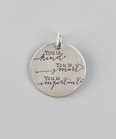 Sweet necklace. Sweet reminder.