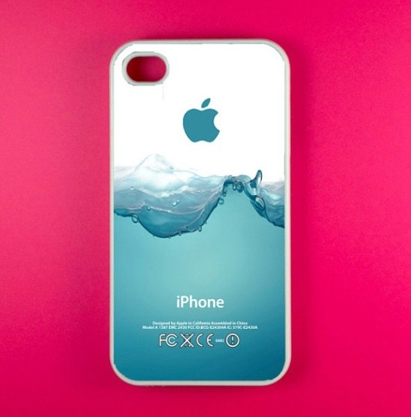Watery case
