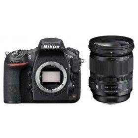 Nikon D810 Digital Camera Body + Sigma 24-105mm f/4 DG OS HSM ART Lens Kit