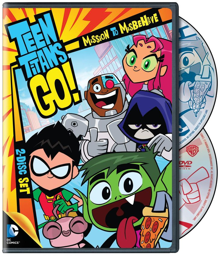 Amazon.com: Teen Titans Go!: Mission to Misbehave Season 1 Part 1: Scott Menville, Hynden Walch, Khary Payton, Greg Cipes, Tara Strong, Sam Register, Michael Jelenic, Aaron Horvath: Movies & TV