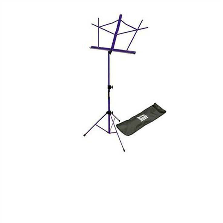 On-Stage SM7122PB Sheet Music Stand - Purple
