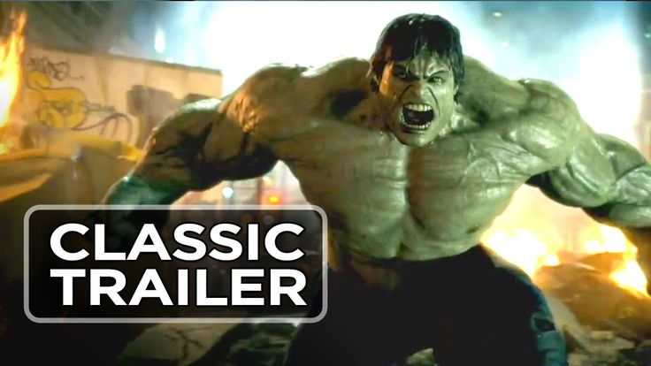 The Incredible Hulk (2008) Official Trailer - Edward Norton, Liv Tyler M...