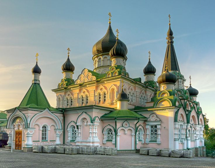 Cathedral of Our Lady of Kazan (Kazansky Sobor), Moscow, Russia