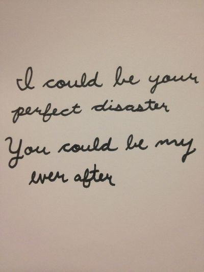 Ever After. Marianas Trench