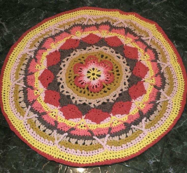 alfombra Mandala para Juan