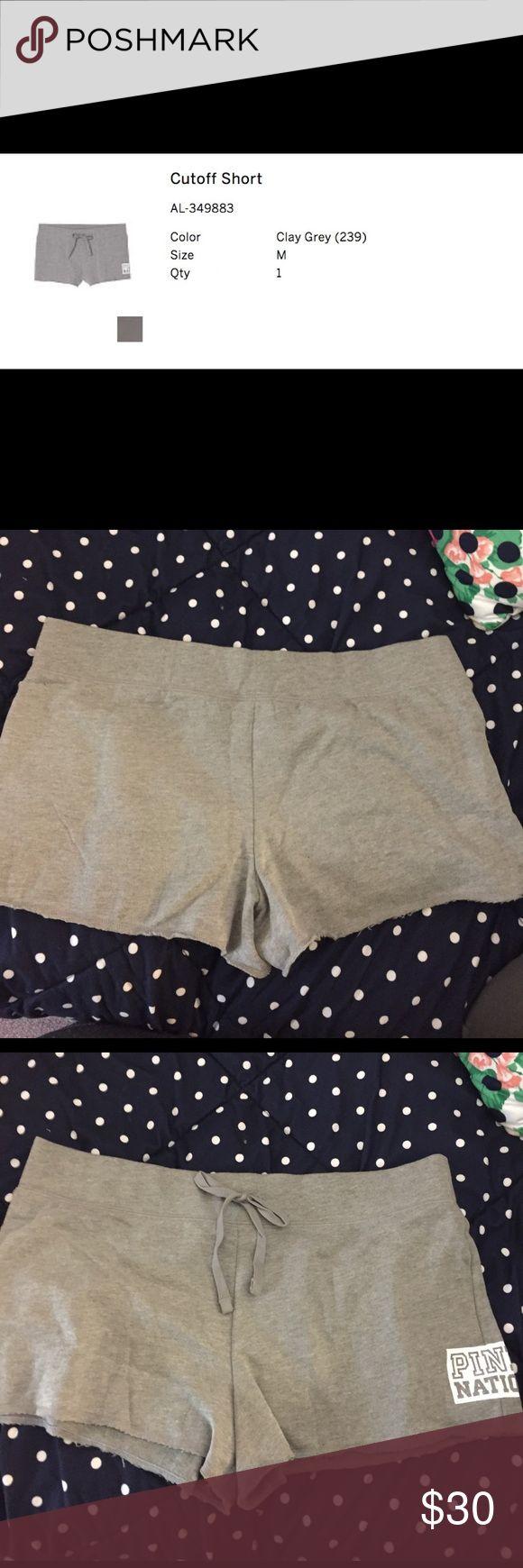 VS PINK cut off shorts VS PINK CUT OFF SHIRTS BRAND NEW! Shorts