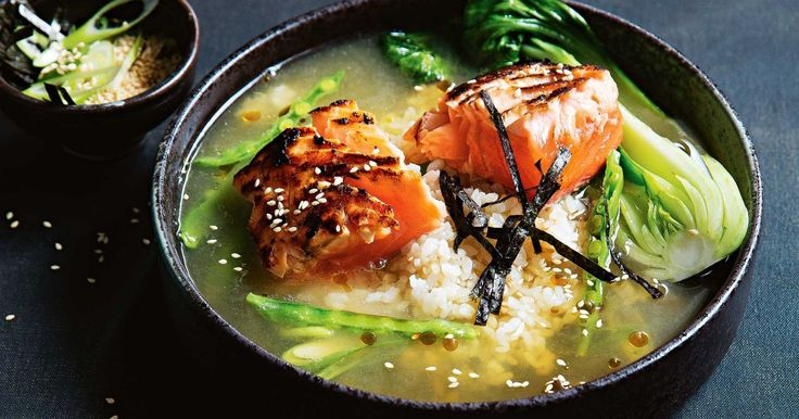 This quick and easy Japanese-inspired salmon dish is ready in just 25 minutes. Best of all, it's gluten-free.