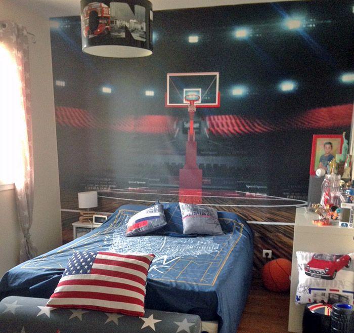 Comment Faire Rentrer Une Salle De Basket Dans Une Chambre Avec Un