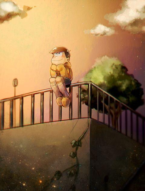 Osomatsu-san Jyushimatsu #Anime「♡」 十四松