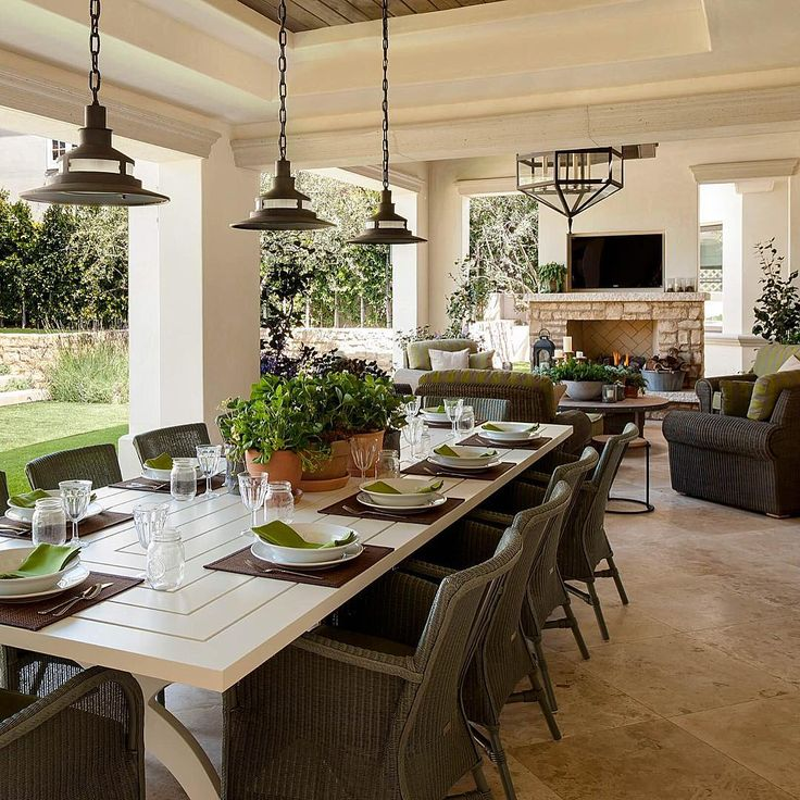 Outdoor Dining Table Ideas long outdoor dining table ideas 10 Best 25 Outdoor Dining Ideas On Pinterest