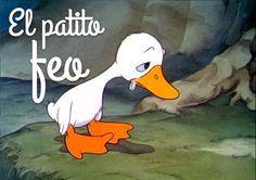 El Patito Feo. Cuento adaptado de El Patito Feo y videocuento. El Patito Feo es un cuento popular de Hans Christian Andersen. Versión original adaptada del patito feo, otra adaptación moderna del cuento y videocuento.