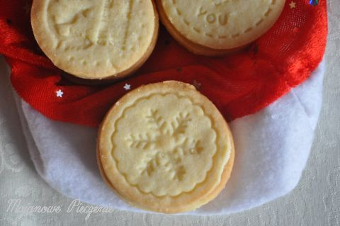 świąteczne ciasteczka waniliowe