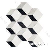 TUBADZIN Barcelona Mozaika M 2A Mozaiková dlažba 24,5x29,8x0,80 cm 136860