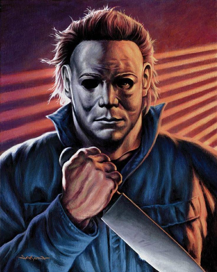 Trekker (Michae... Jason Vs Michael Myers Comic