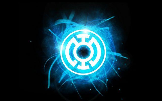 Blue Lantern Corp wallpaper