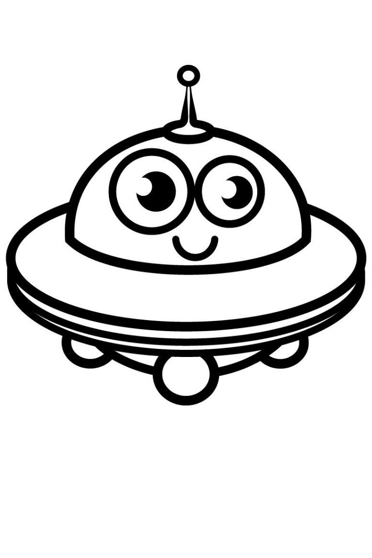 How To Draw A Space Capsule Space Coloring Pages For Kids Space Drawing For Kids Learns Color Space Coloring Pages Drawing For Kids Coloring Pages For Kids