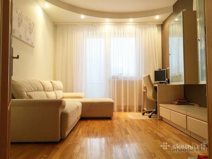 Parduodamas įrengtas 3-jų kambarių butas - Skelbiu.lt