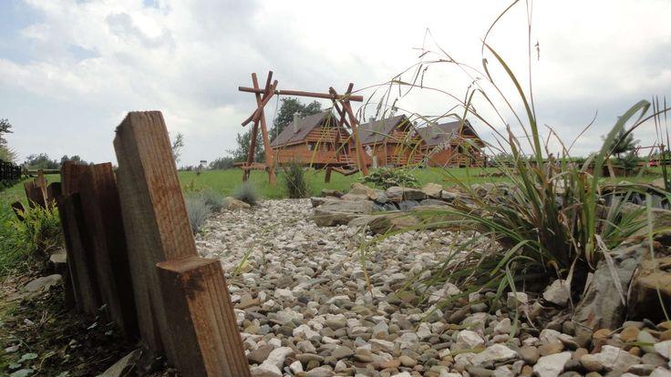 Zdjęcia domków całorocznych w Bieczu | Wczasy pod gruszą http://www.domkiwbeskidach.pl/domek-w-gorach.html